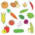Free Vegetable Royalty Free Stock Image - 28172486