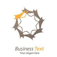 Free Logo Business Royalty Free Stock Photos - 28172508