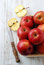 Free Beautiful Red Apples Stock Photography - 28175852