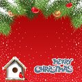 Free Christmas Card Stock Photos - 28181543