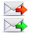 Free Contact Email Send Icon Stock Image - 28182421