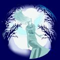 Free Nymph- Angel Stock Photos - 28185493
