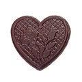 Free Choco Heart Royalty Free Stock Photo - 28185585