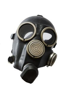 Free Front Of A Gas Mask Royalty Free Stock Image - 28183146