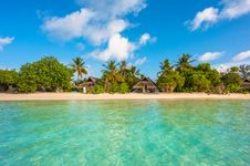 Free Tropical Island Beautiful Landscape Royalty Free Stock Photos - 28187298