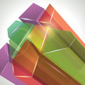 Free Colorful Abstract 3D Shape Stock Photography - 28190652
