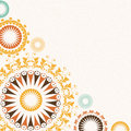 Free Floral Pattern Decorative Background Royalty Free Stock Photos - 28197438