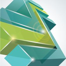 Free 3d Bright Abstract Background Stock Photos - 28190893