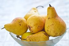 Free Fresh Pears Stock Image - 28192811
