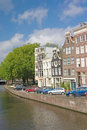 Free Typical View Of Amsterdam 8 Stock Photos - 2827223