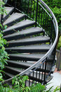 Free Curved Wooden Stair Case Stock Photos - 2829953