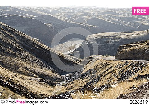 Free Desert Landscape Royalty Free Stock Images - 2826519