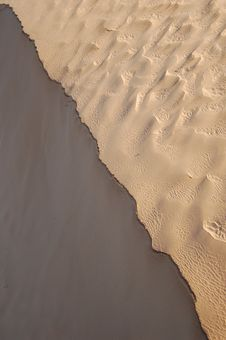 Free Dune Edge Stock Photos - 2820123