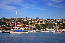 Free Watsons Bay, NSW, Australia Royalty Free Stock Photo - 2820895