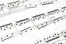Free Music Stock Image - 2821371