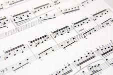 Free Music Stock Image - 2821391