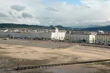Free UK Seaside Town Royalty Free Stock Photo - 2822005