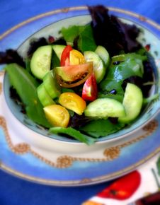Free Salad Royalty Free Stock Images - 2822909