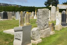 Free Old Jewish Cemetery Royalty Free Stock Photos - 2823708