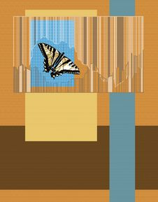 Free Butterfly Collage Stock Images - 2824244