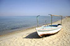 Free Boat, Red Sea, Sinai Stock Image - 2825491