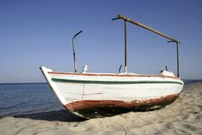 Free Boat, Red Sea, Sinai Stock Photography - 2825502