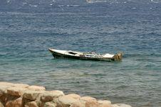 Free Boat, Red Sea, Sinai Royalty Free Stock Image - 2825696