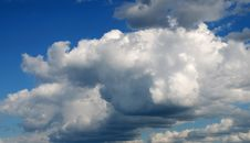 Free Cloudscape Royalty Free Stock Image - 2825826