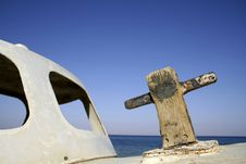 Free Boat, Red Sea, Sinai Stock Photo - 2825860