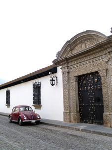Free Volkswagen Beetle Stock Images - 2826104