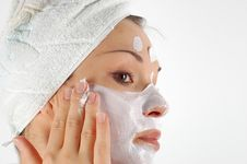 Free Beauty Mask 21 Royalty Free Stock Photos - 2826248
