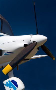 Free Properller Plane Closeup Stock Photo - 2827360