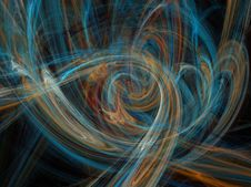 Free Abstract Fractal Royalty Free Stock Photo - 2828135