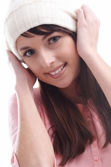 Free Attractive Woman Royalty Free Stock Photography - 2828347