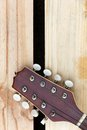 Free Mandolin Headstock Background Stock Images - 28201534