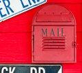 Free Mail Box Royalty Free Stock Photo - 28202315
