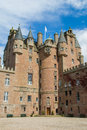 Free Glamis Castle, Scotland Royalty Free Stock Photography - 28206937