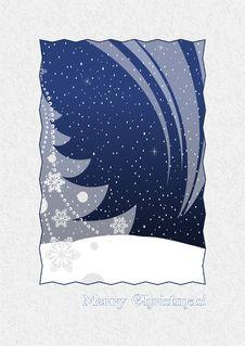 Free Christmas Card Stock Photography - 28200072