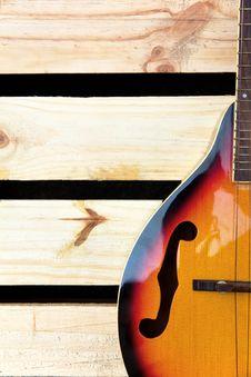 Free Mandolin Background Concept Stock Photo - 28201580