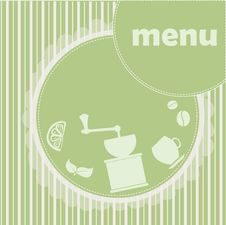 Free Menu Banner Royalty Free Stock Images - 28202489