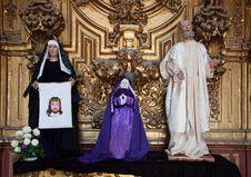 Free Statues Of Saints Stock Photo - 28209310