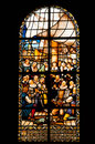 Free Glass Window In Church Royalty Free Stock Images - 28212959