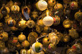 Free Colorful Shiny Christmas Globes Royalty Free Stock Photos - 28218518