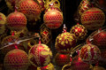 Free Colorful Shiny Christmas Globes Stock Photography - 28218542