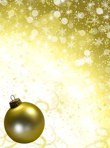 Free Christmas Balls Stock Image - 28210601