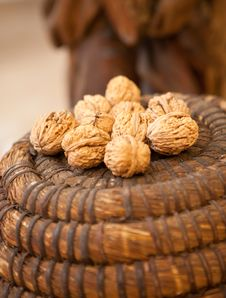 Free Walnuts Royalty Free Stock Photos - 28212078