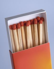Matchbox Stock Photography