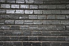 Free Black Painted Wall Royalty Free Stock Photography - 28218637