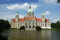 Free The City Hall Of Hannover, Germany Stock Photo - 28222610