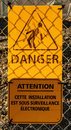 Free Danger Sign Royalty Free Stock Photo - 28225075